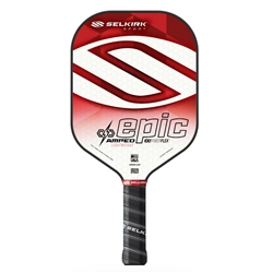 Amped Epic X5 FiberFlex Pickleball Paddle