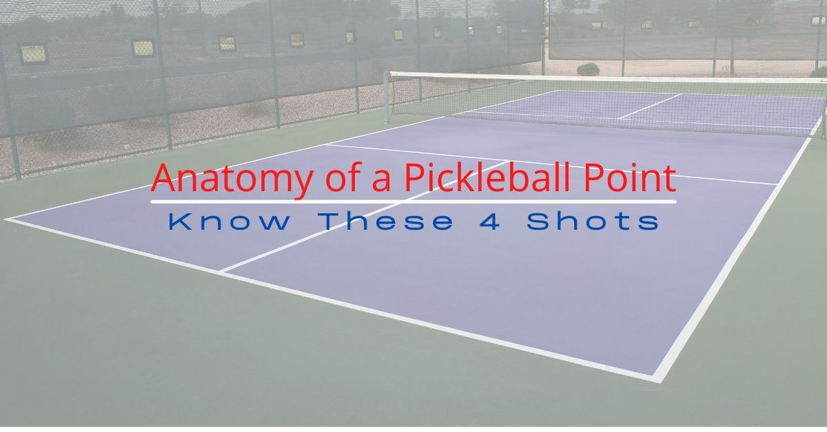 Featured Image 4 Shots of Pickleball